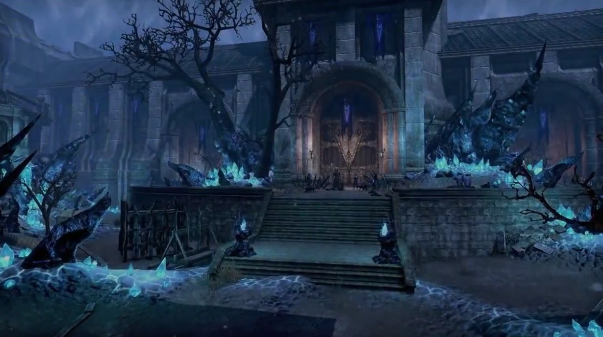 The Elder Scrolls Online - Tamriel Unlimited - Imperial City - Imperial prison video