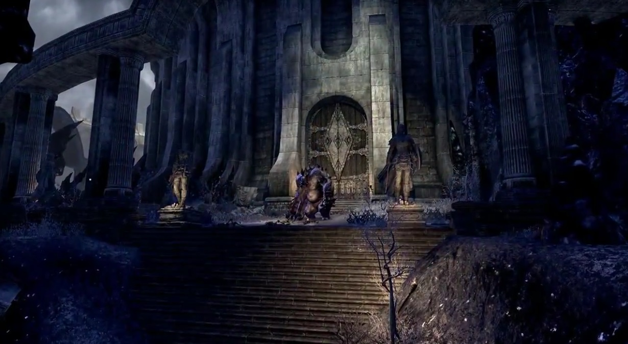 The Elder Scrolls Online Imperial City - White Gold Tower video