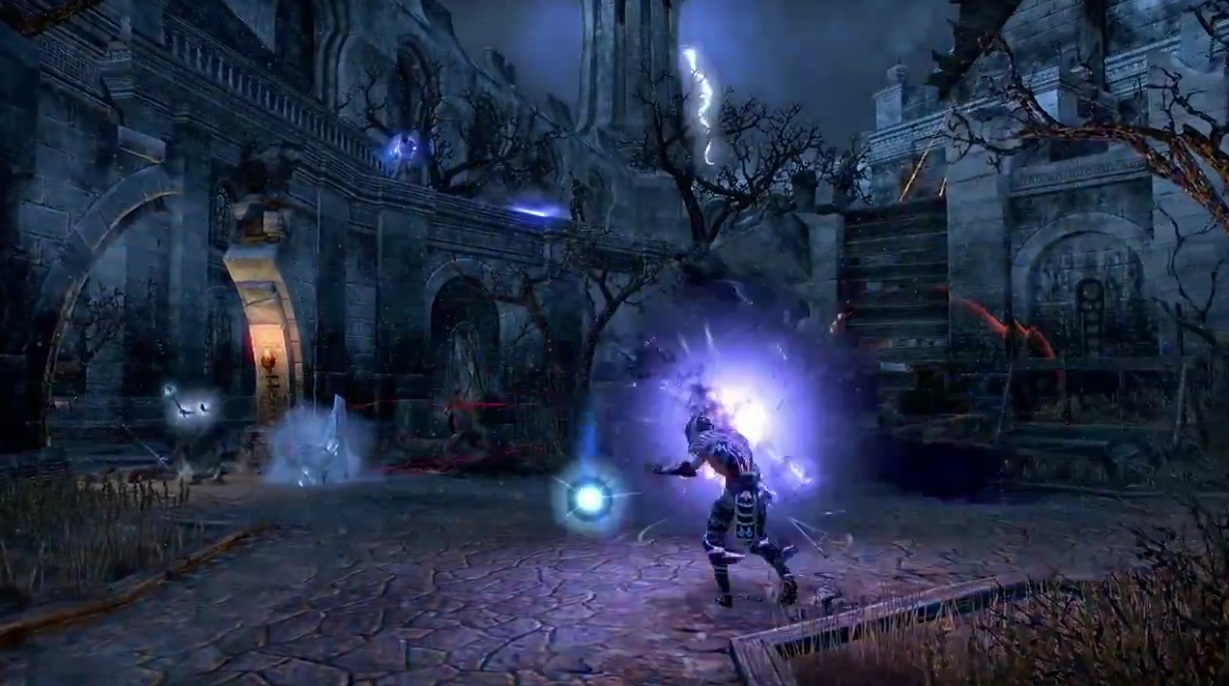 The Elder Scrolls Online - Imperial City - PvP Demonstration video