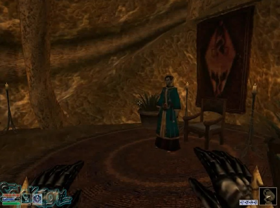 The Elder Scrolls III Morrowind Walkthrough Part 35 video