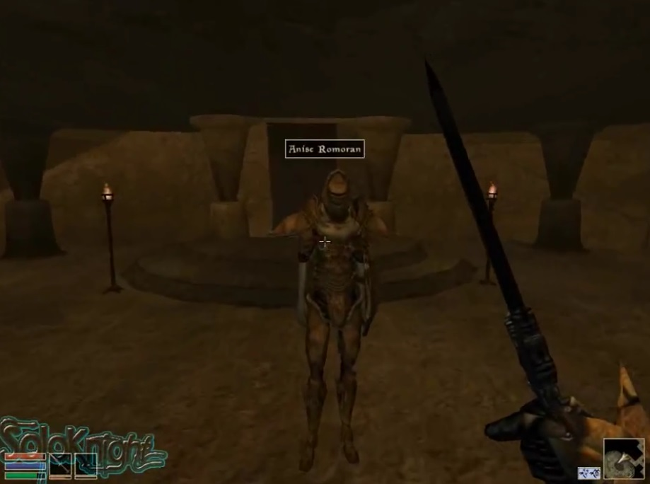 The Elder Scrolls III Morrowind Walkthrough Part 21 video