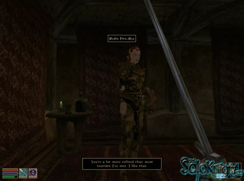 The Elder Scrolls III Morrowind Walkthrough Part 5 video