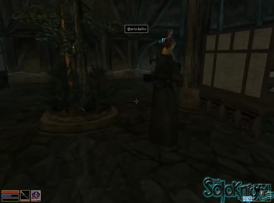 The Elder Scrolls III Morrowind Walkthrough Part 4 video