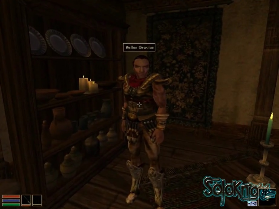 The Elder Scrolls III Morrowind Walkthrough Part 1 video