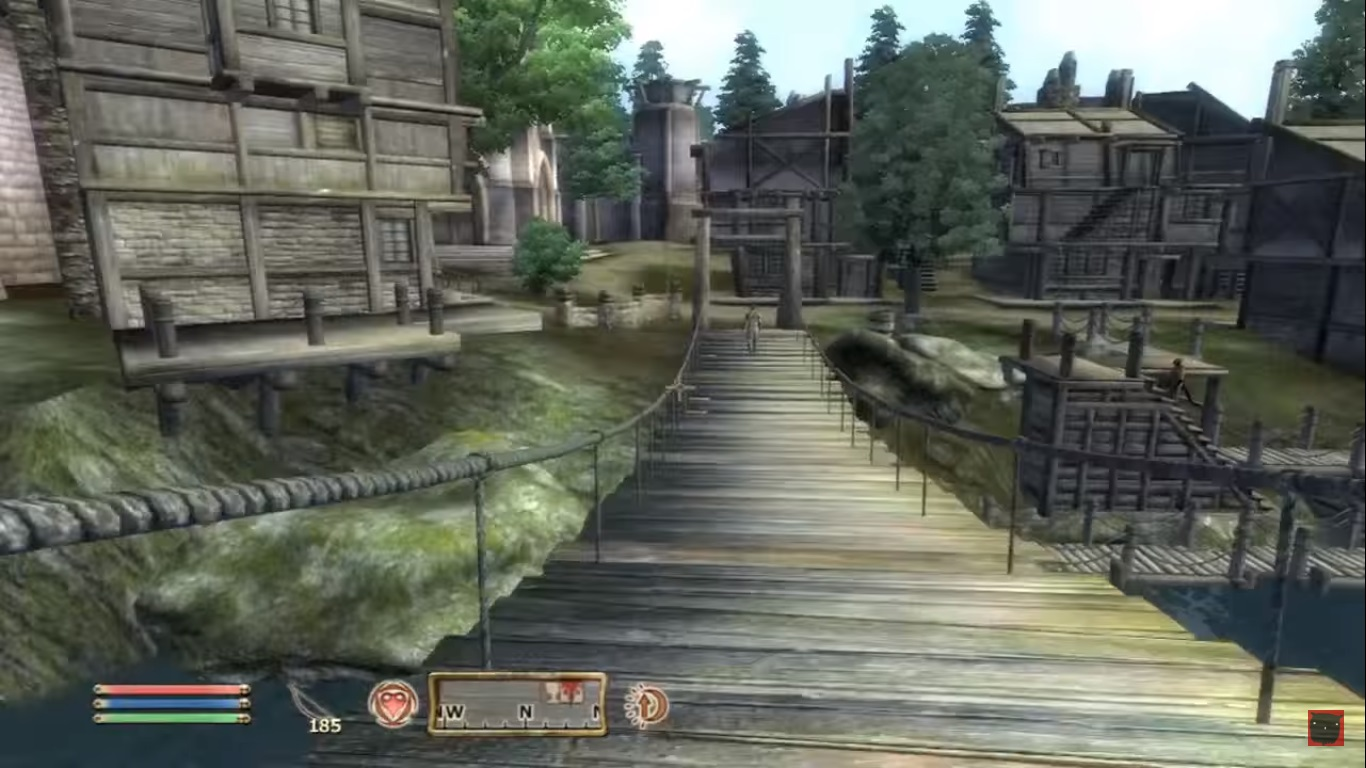The Elder Scrolls IV: Oblivion Walkthrough Part 76 video