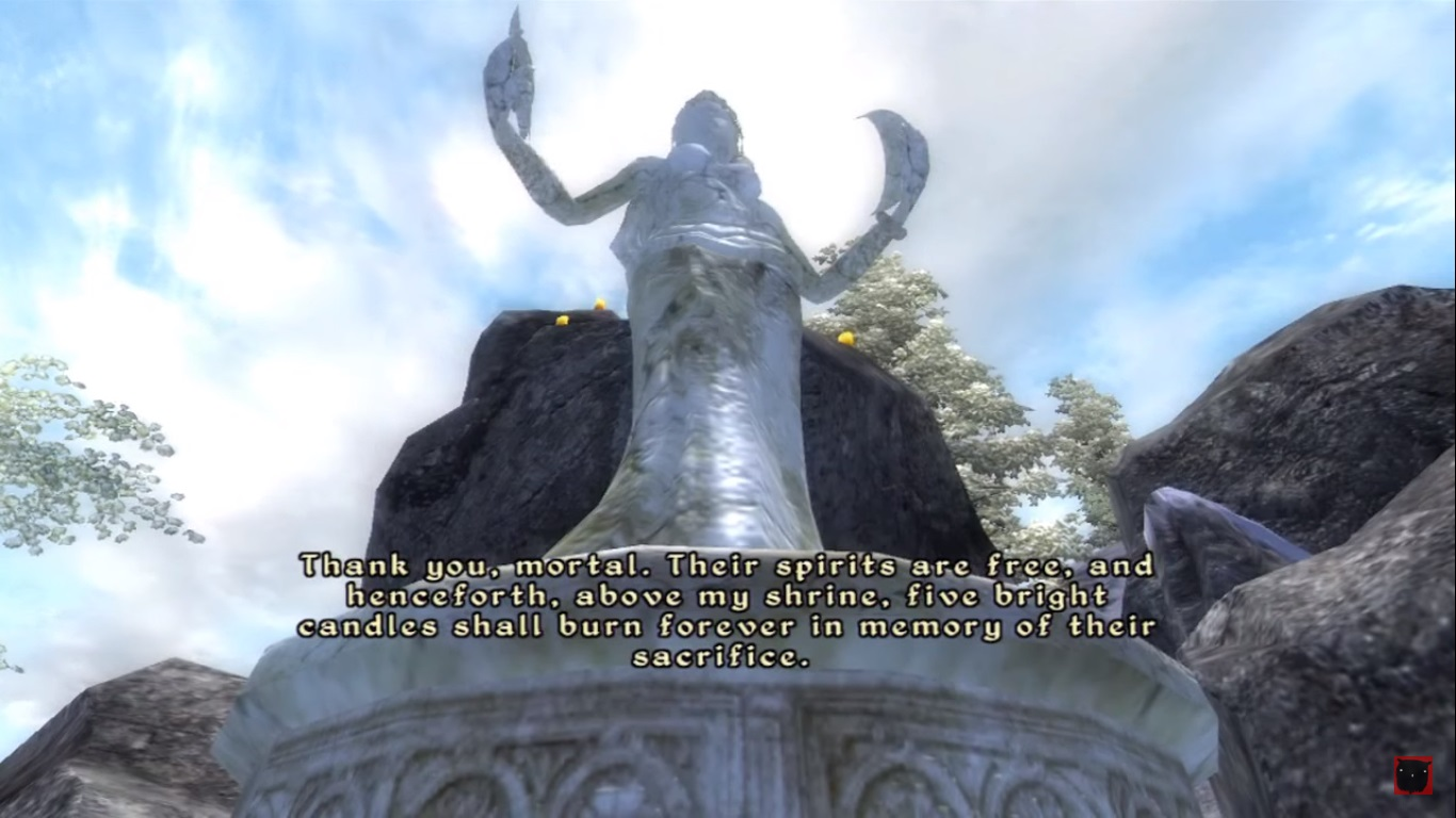 The Elder Scrolls IV: Oblivion Walkthrough Part 63 video