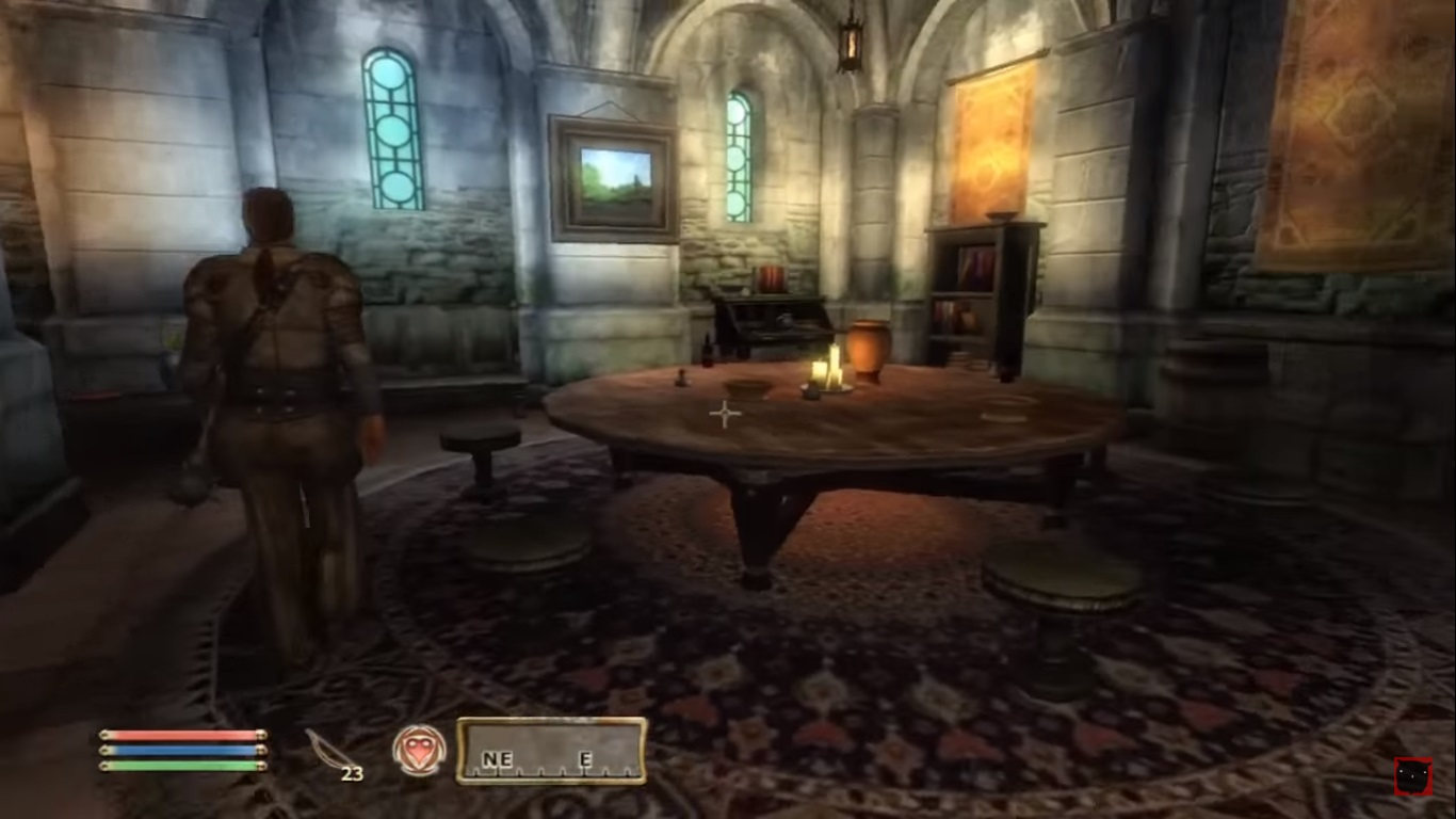 The Elder Scrolls IV: Oblivion Walkthrough Part 58 video