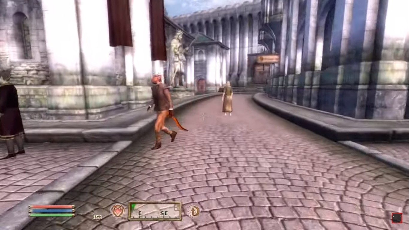 The Elder Scrolls IV: Oblivion Walkthrough Part 48 video