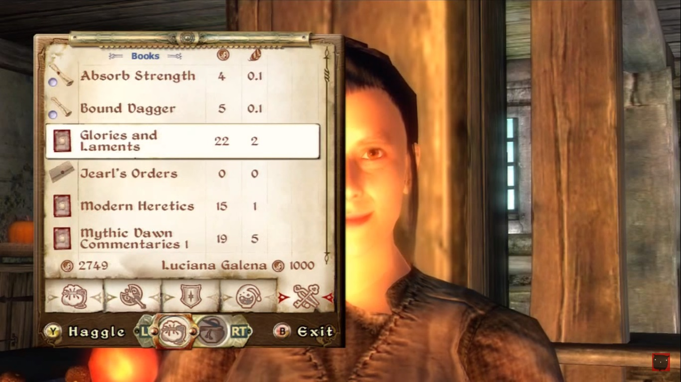 The Elder Scrolls IV: Oblivion Walkthrough Part 45 video