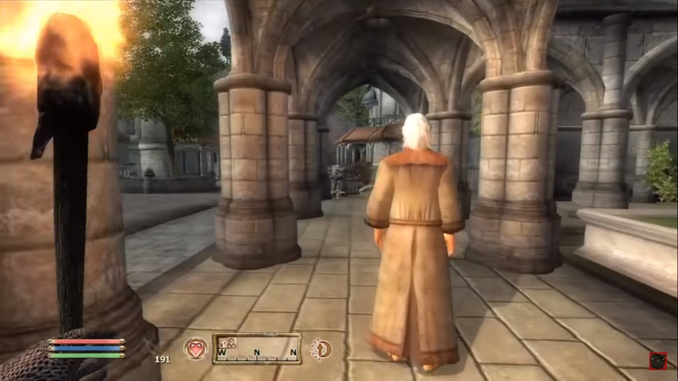 The Elder Scrolls IV: Oblivion Walkthrough Part 44 video
