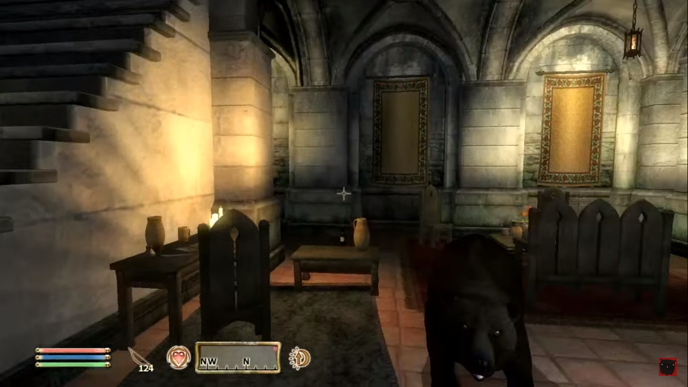 The Elder Scrolls IV: Oblivion Walkthrough Part 14 video