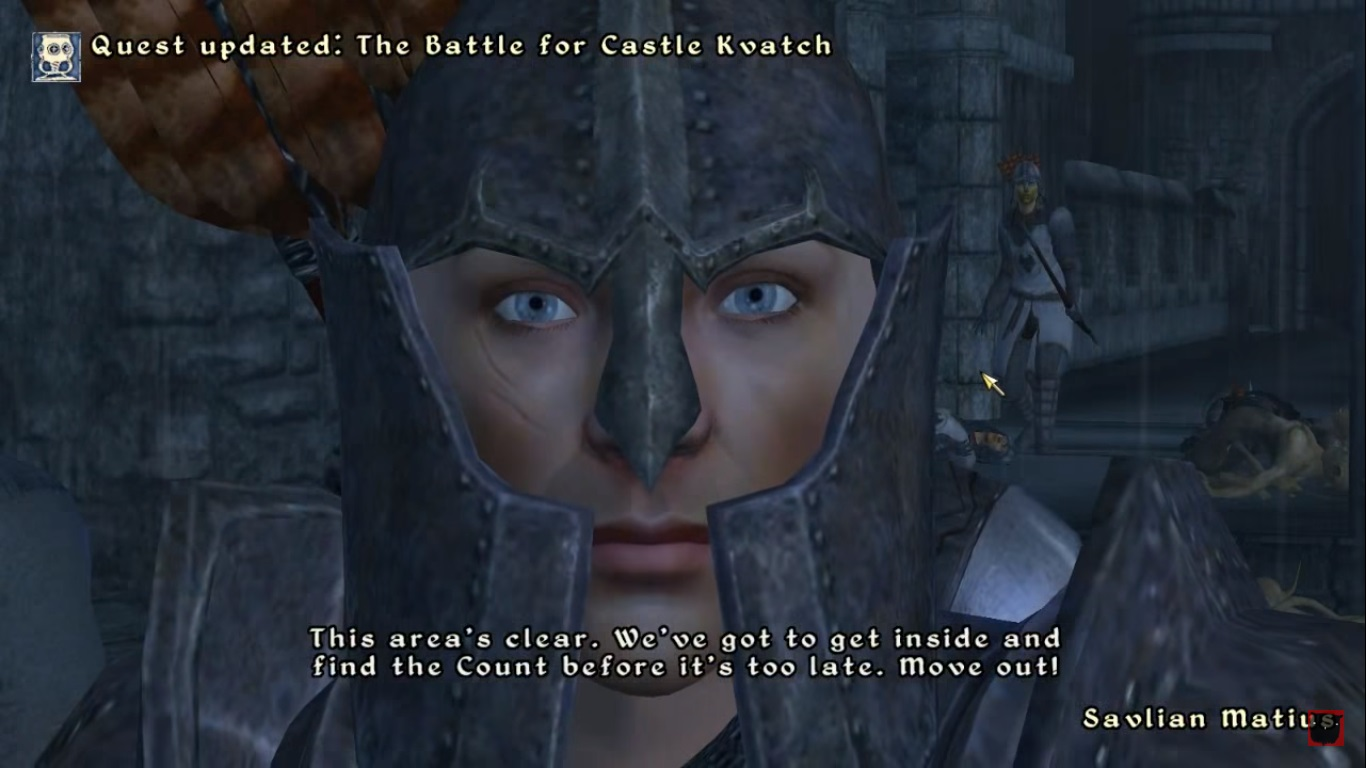 The Elder Scrolls IV: Oblivion Walkthrough Part 11 video