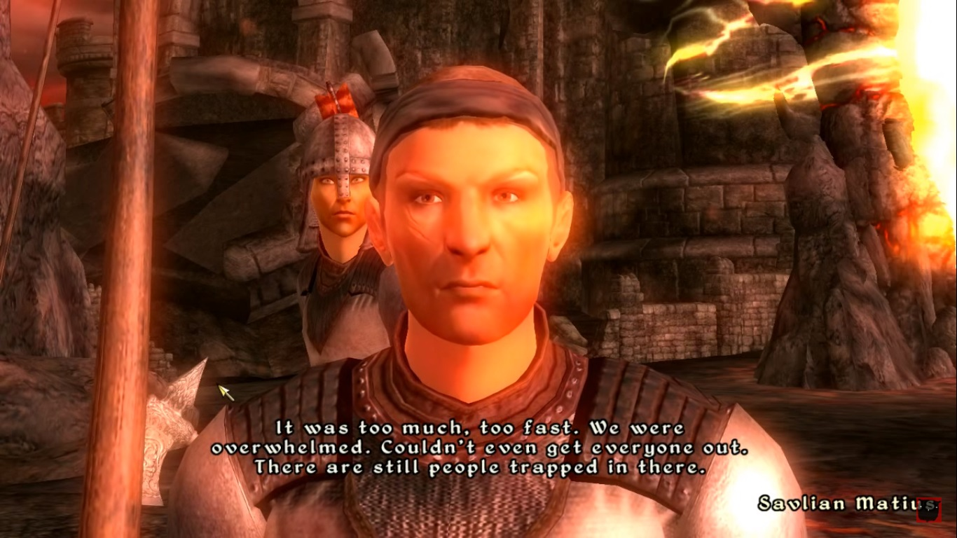 The Elder Scrolls IV: Oblivion Walkthrough Part 8 video