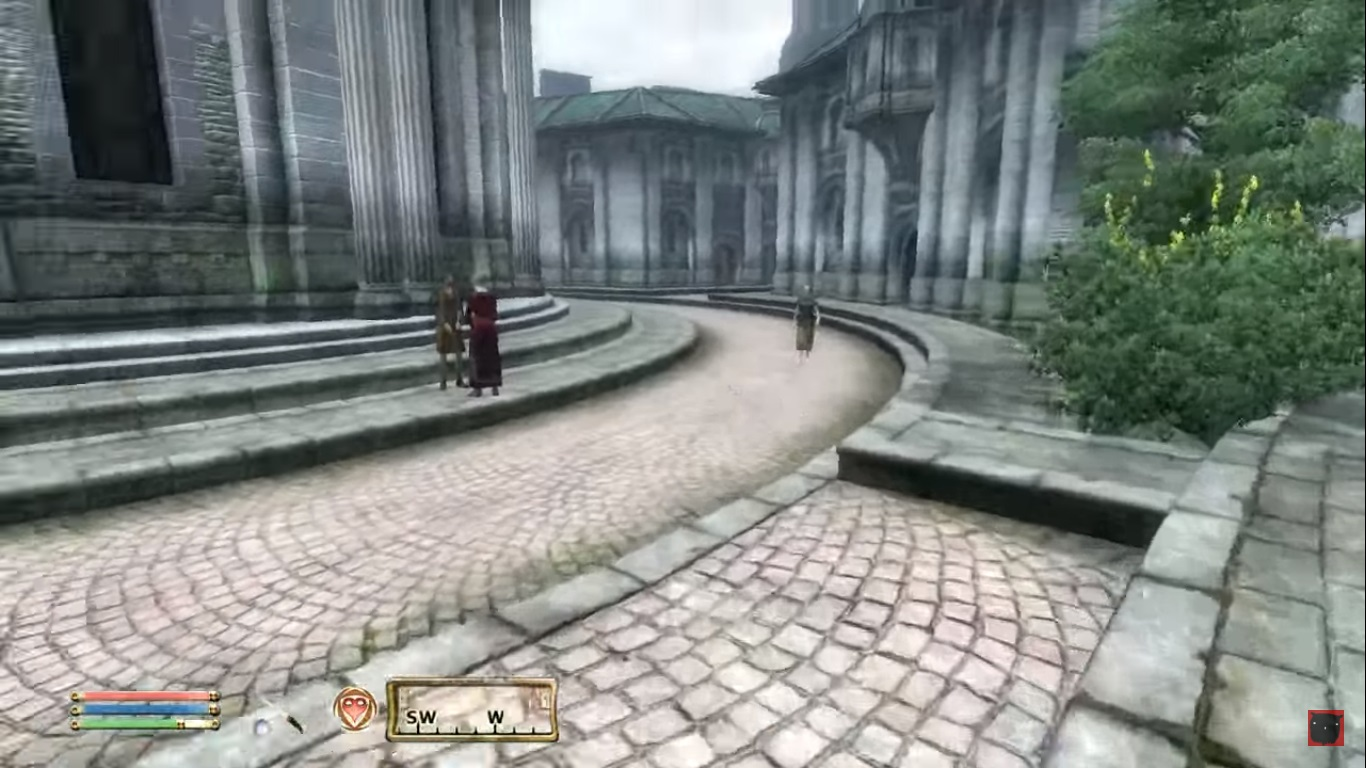 The Elder Scrolls IV: Oblivion Walkthrough Part 7 video