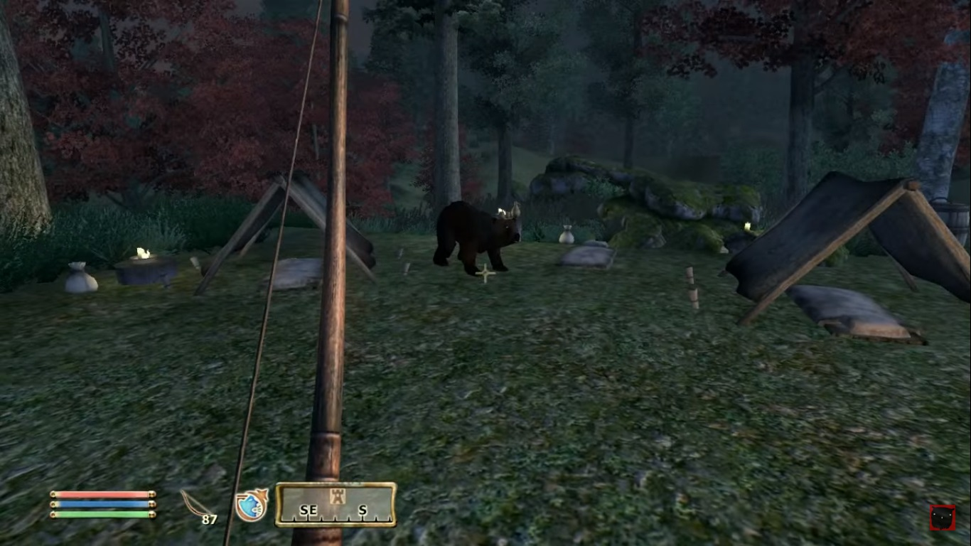 The Elder Scrolls IV: Oblivion Walkthrough Part 5 video