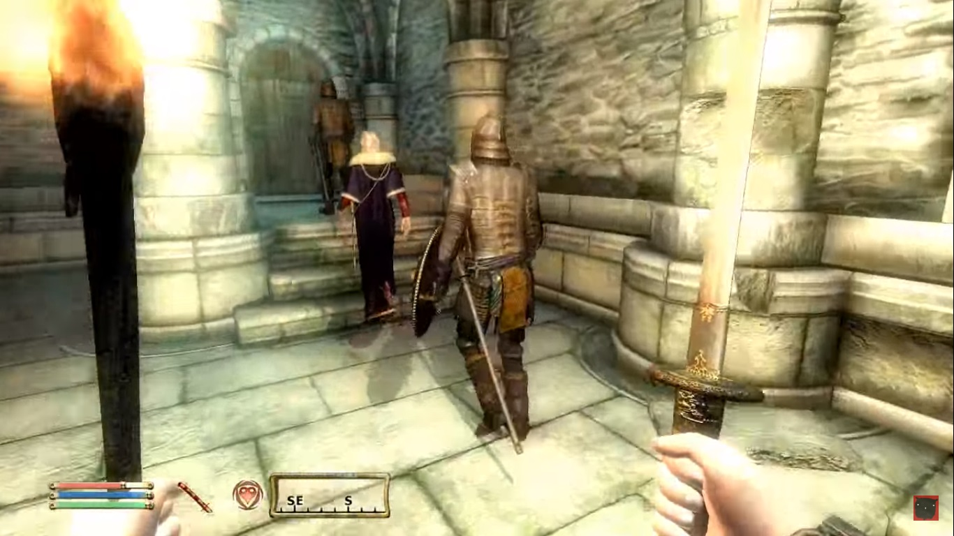 The Elder Scrolls IV: Oblivion Walkthrough Part 3 video