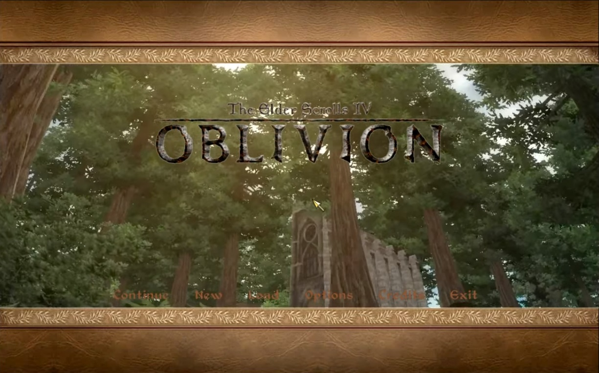 The Elder Scrolls IV: Oblivion Walkthrough Part 1 video