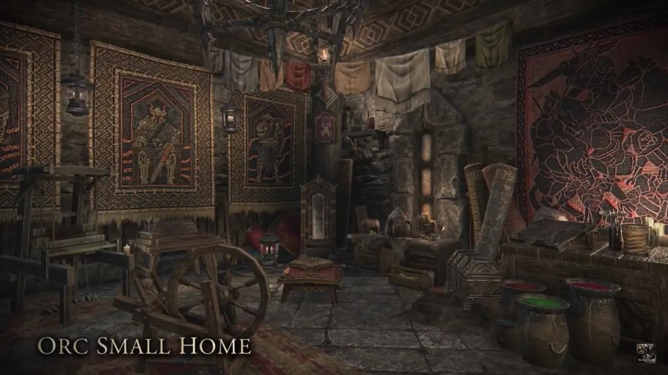 The Elder Scrolls Online - Homestead video