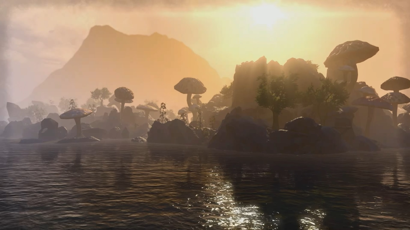 The Elder Scrolls Online: Morrowind - Intro Cinematic video